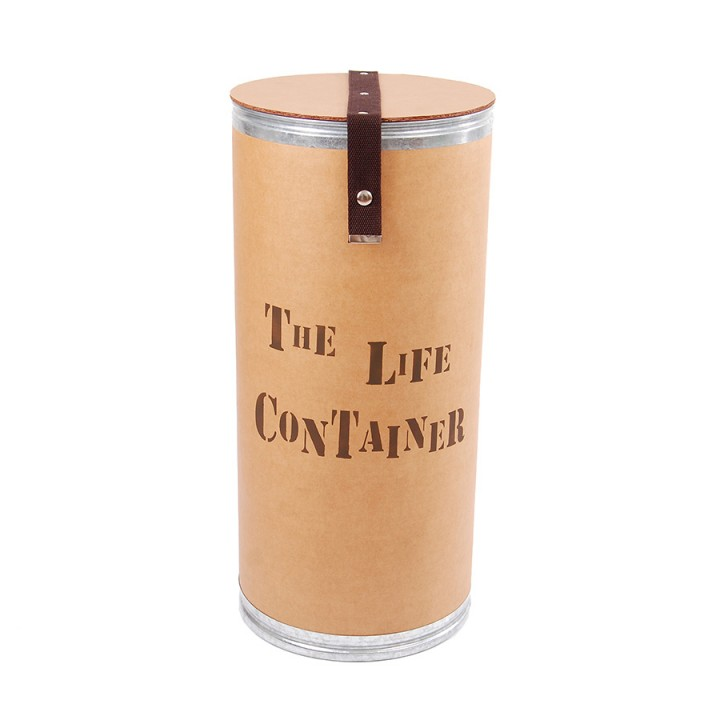 THE LIFE CONTAINER