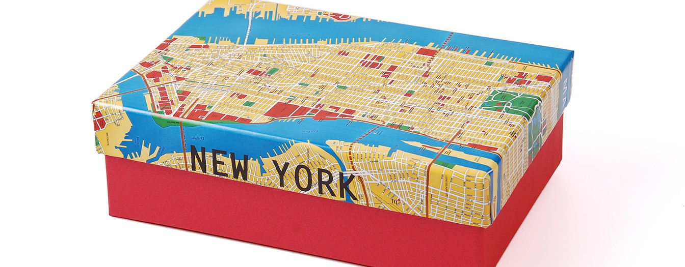 MAPS - NEW YORK