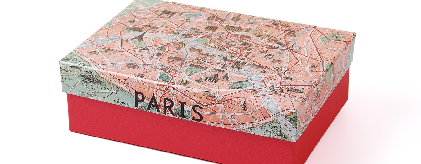 MAPS - PARIS